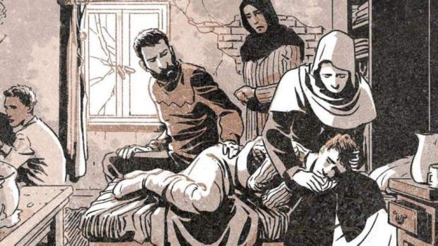 Madaya Mom: Η μητέρα σούπερ-ήρωας στην εμπόλεμη ζώνη της Συρίας