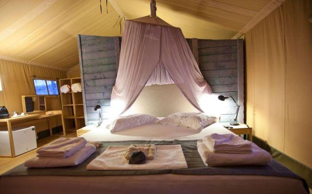 To πρώτο Camping πέντε αστέρων θα ανοίξει στην Ελλάδα