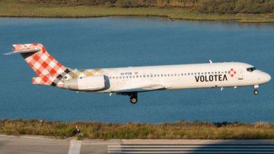 Νέες πτήσεις προγραμματίζει η Volotea προς το Άκτιο!
