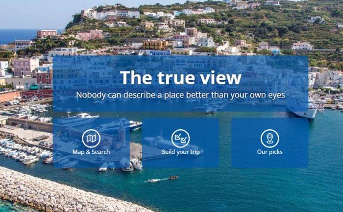 Η πρώτη στον κόσμο «οπτική ταξιδιωτική πλατφόρμα» από ελικόπτερο, είναι ελληνική