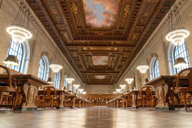 Η αριστουργηματική ανακαίνιση της βιβλιοθήκης της Νέας Υόρκης