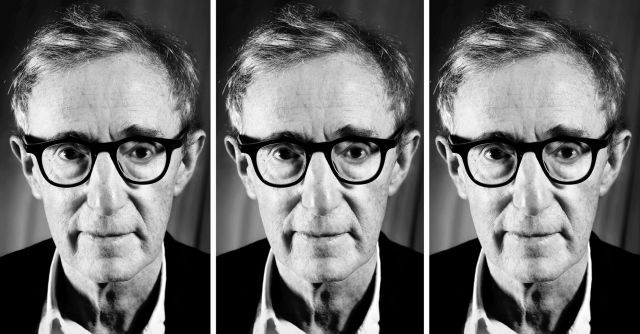 """Woody Allen : """"The whole thing is tragic"""""""