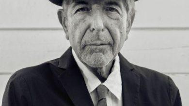 Leonard Cohen makes it darker