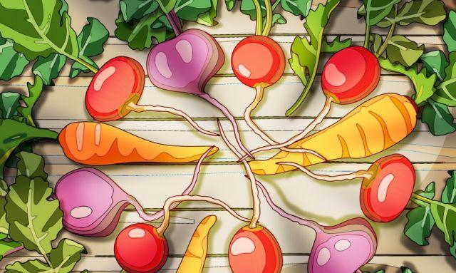 Μέχρι το 2020 τα λαχανικά θα έχουν αντικαταστήσει το κρέας, σχεδόν μαγικά