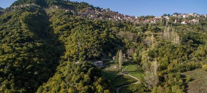 Το Μέτσοβο από ψηλά μέσα από ένα εκπληκτικό drone βίντεο