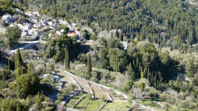 Hiking walks in Lefkada – Part 7