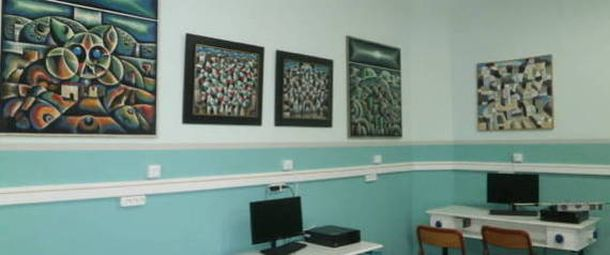 Μαθητές του ΓΕ.Λ. Πεντάπολης Σερρών ίδρυσαν τη δική τους Πινακοθήκη!