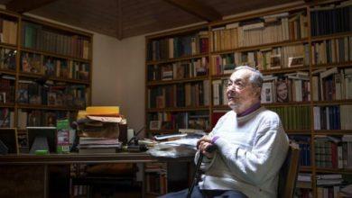 Τζορτζ Στάινερ: Ο κατάσκοπος της ψυχής του συγγραφέα