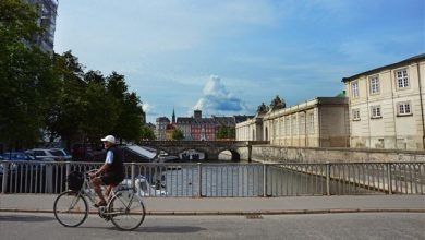 Η Κοπεγχάγη έχει πλέον περισσότερα ποδήλατα από αυτοκίνητα