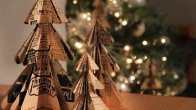 «Από σκουπίδι….στολίδι» Χριστουγεννιάτικη εκδήλωση από τη «Λευκογαία»