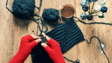 Creative Activities Like Baking and Knitting Boost Mental Well-Being