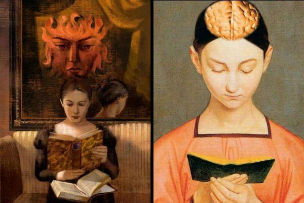 Για τη μαγεία της ανάγνωσης