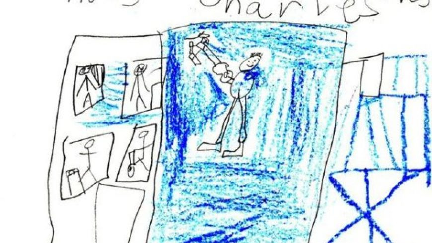 Adorable Drawings Prove 7-Year-Olds Understand Classical Music Better Than You