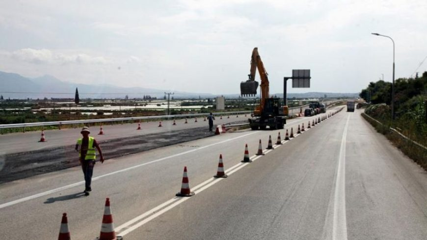 Το 2017 παραδίδονται στην κυκλοφορία οι τέσσερις μεγάλοι αυτοκινητόδρομοι