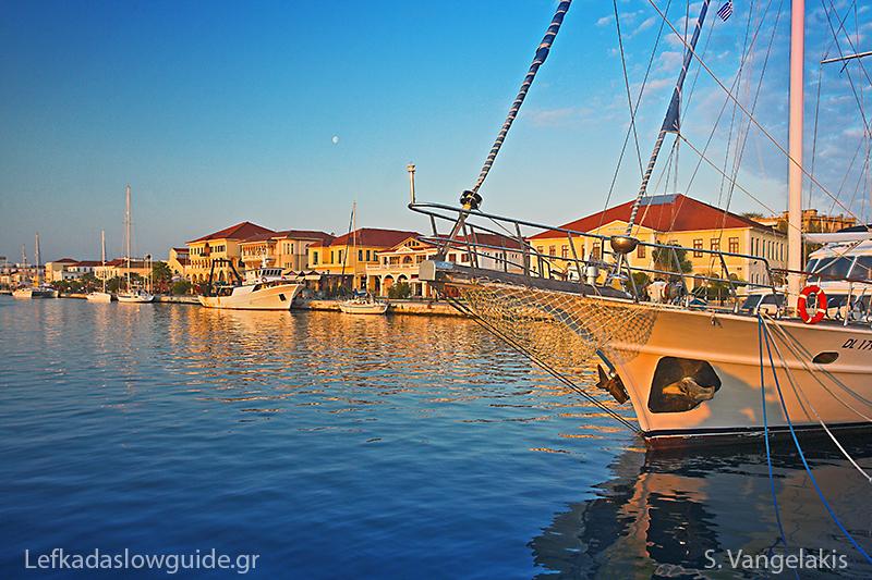 Πρέβεζα, το νησί της Ηπείρου