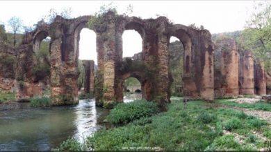 Εντυπωσιακά πλάνα από το Ρωμαϊκό Υδραγωγείο Νικόπολης