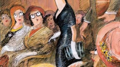 Woody Allen Reviews a Graphic Tale of a Scandalous Starlet