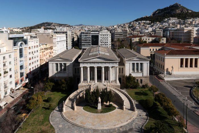 Η Εθνική Βιβλιοθήκη άρχισε την εντατική μετεγκατάσταση στο ΚΠΙΣΝ