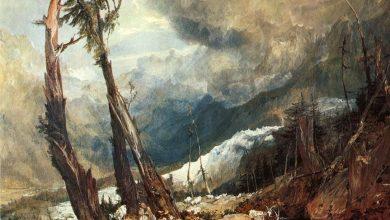 38 σπουδαία έργα του Τέρνερ στην Εθνική Πινακοθήκη της Σκωτίας