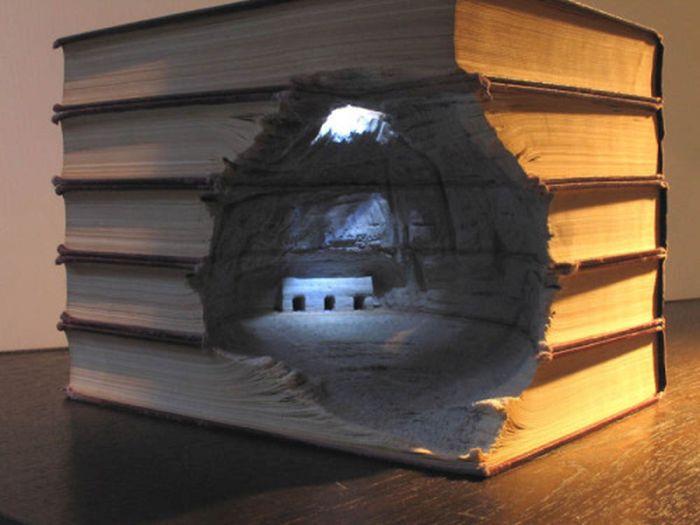 10+1 φωτογραφίες που θα σας κάνουν να λατρέψετε τα βιβλία περισσότερο