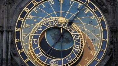 Τα αστρονομικά ρολόγια δείχνουν με τον πιο όμορφο τρόπο την ώρα, τα έτη και τους πλανήτες