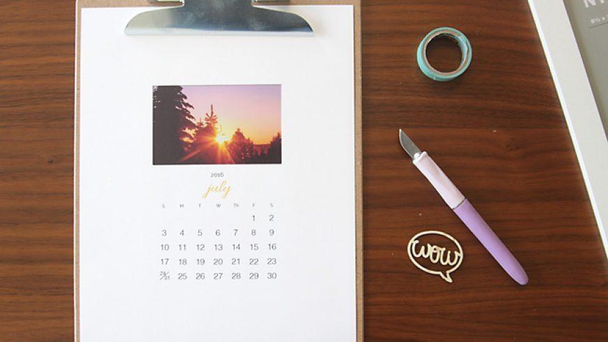 Επτά έξυπνοι τρόποι να αξιοποιήσουμε το περσινό ημερολόγιο