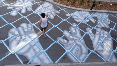 Artist 'Roadsworth' Uses Public Streets as a Canvas for Art and Activism