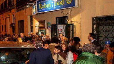 Robin Hood: Εστιατόριο για άστεγους