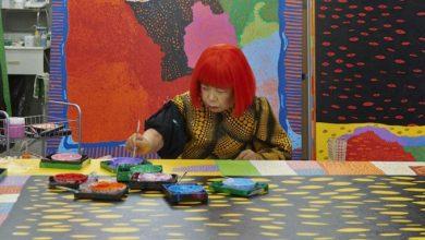Γιαγόι Κουσάμα: Η κυρία με τα πουά είναι η πιο ισχυρή γυναίκα της τέχνης