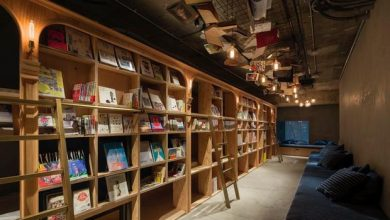 11 amazing hotels for book lovers