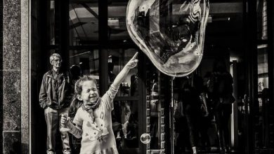 20 stunning black-and-white photos