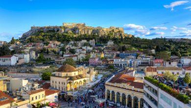 Αθήνα: 4η στο διαγωνισμό καλύτερου ευρωπαϊκού προορισμού 2017