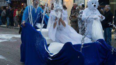 Η καρναβαλική παρέλαση με τον φακό της Διονυσίας Βλάχου