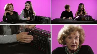 Παππούδες και γιαγιάδες μαθαίνουν στα εγγόνια τους τις παλιές τεχνολογίες