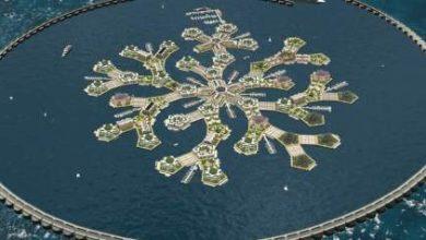 Artisanopolis: Η πρώτη πλωτή πόλη ετοιμάζεται στον Ειρηνικό
