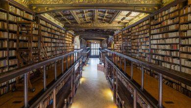 Φωτογραφίες από τη Βιβλιοθήκη της Οξφόρδης απεικονίζουν τον πλούτο της