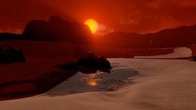 Η NASA μας ξεναγεί στο νέο πλανητικό σύστημα TRAPPIST-1e