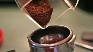 How used coffee grounds could save refugee lives
