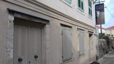 Τα σπίτια στη ζωή του Άγγελου Σικελιανού