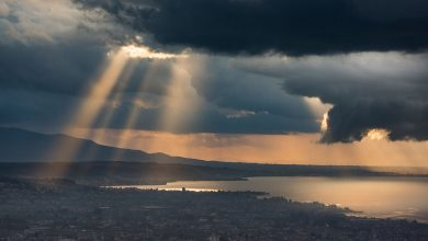 Φωτογραφίζοντας το φως της Ελλάδας