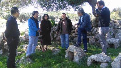 Επίσκεψη κινηματογραφιστών από την Κίνα στη Λευκάδα