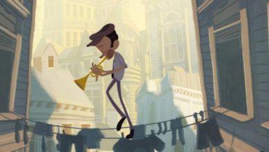 «Fallin Floyd»: Ένα animation για την κατάθλιψη, τον έρωτα, τη μουσική
