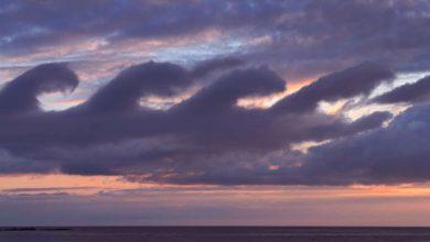 14 εικόνες από εκπληκτικά νέα είδη σύννεφων
