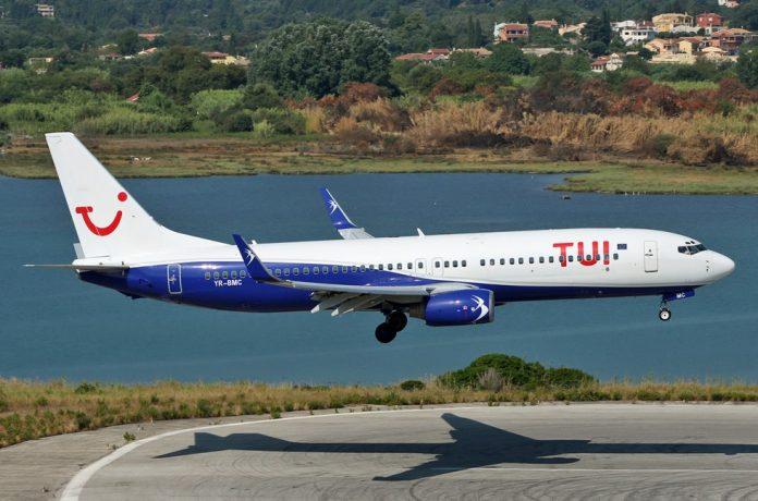 Το πρόγραμμα της TUI Netherlands προς τα νησιά του Ιονίου