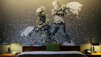Μία «βόλτα» μέχρι το ξενοδοχείο του Banksy στη Βηθλεέμ