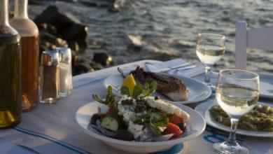 Το Sympossio φιλοδοξεί να δώσει την αυθεντική γεύση της ελληνικής κουζίνας στο ξένο κοινό