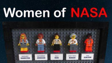 Η Lego με τις νέες φιγούρες της τιμά τις γυναίκες της επιστήμης, ξεκινώντας από τις «γυναίκες της ΝΑSA»