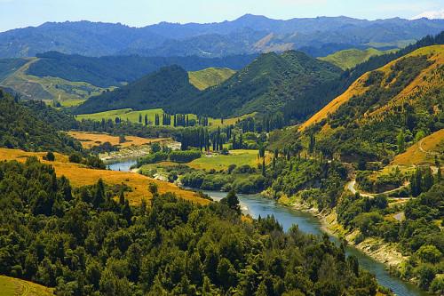 Ως ζωντανή οντότητα αναγνωρίστηκε ο ποταμός Whanganui στη Νέα Ζηλανδία