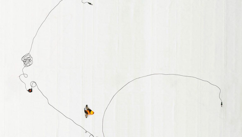Γιώργης Γερόλυμπος: Όλη η πορεία του μεγάλου φωτογράφου σε 12 αποκλειστικές λήψεις