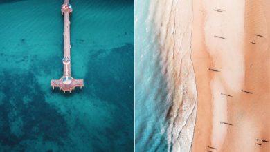 Θαυμάσιες αεροφωτογραφίες από τοπία της Νότιας Αυστραλίας